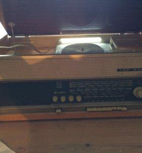 Радиола VEF - RADIO