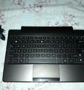 Клавиатура + зарядный устройства