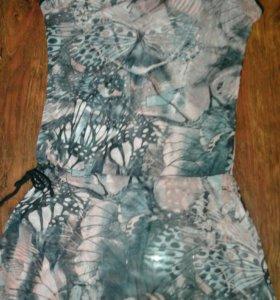 Туника- платье.