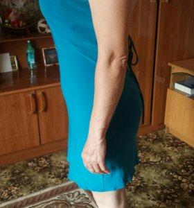 Платье открытое