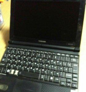 Нетбук Toshiba NB550D-10K