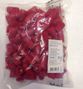 Скрутка СИЗ-1 4-11мм красная (100шт)