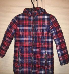 Куртка для девочки р116(5-5,5 лет)