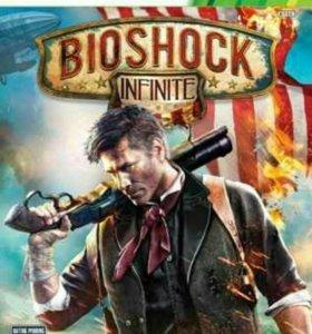 Диск Bioshock infinite xbox 360