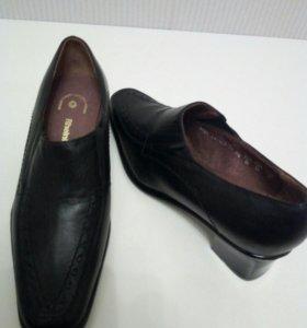Туфли кожа! Новые