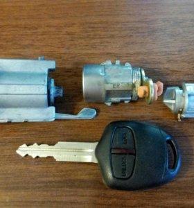 Ключ зажигания для Mitsubishi Pajero Sport/L200