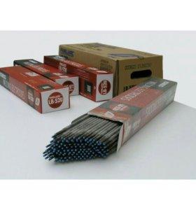 Электроды LB-52U 2.6 и 3.2