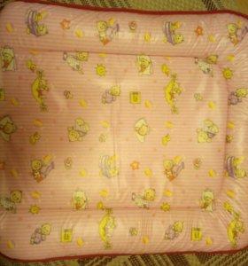 Матрас/коврик для пеленального стола