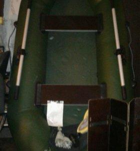 Лодка надув.ПВХ-2м