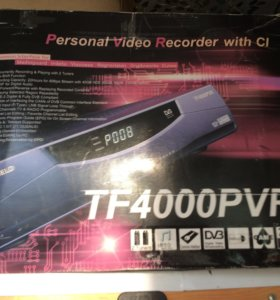TOPFIELD TF4000PVR