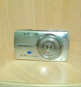 Фотоаппарат olympus Mju 760