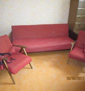 Диван + Кресла