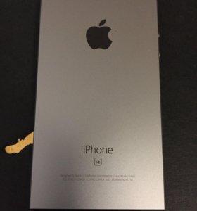 iPhone SE 64 Gb icloud lock