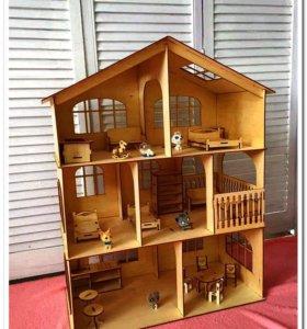 Сказочные кукольные домики