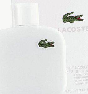 Духи Лакост Lacoste L.12.12 Blanc 100миллилитров