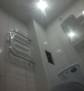 ремонт ванной комнаты под ключ за короткие сроки!
