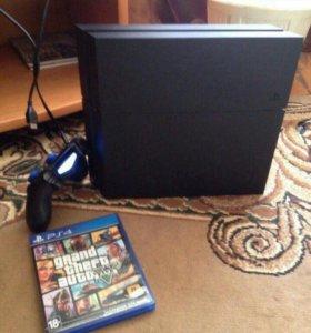 Sony Playstation 4 (Ps4 New матовая версия)
