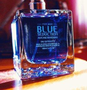 Аромат Antonio Banderas Blue seduction 100мл