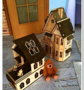 Волшебные кукольные домики