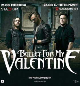 Bullet For My Valentine 23.08