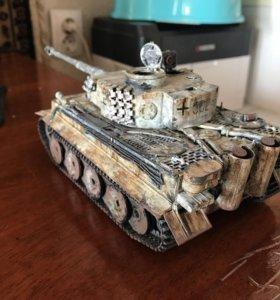 Стендовая модель танка Тигр