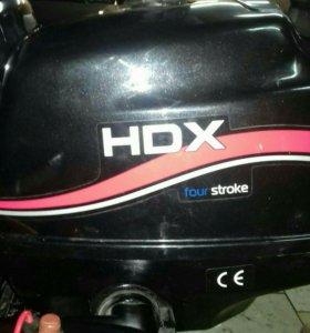 Подвесной лодочный мотор HDX 9.8