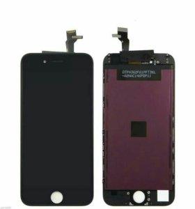 Модуль (дисплей+тачскрин) на iPhone 5 черный