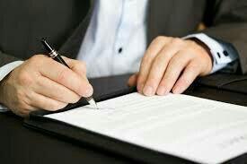 Печать договоров
