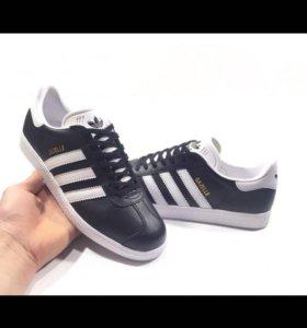 Adidas gazelle кожа(41-45)
