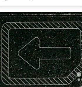 Лоток для сим карты. Sony Z1 compact