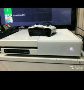 Игровая приставка Microsoft Xbox one (500 Gb)