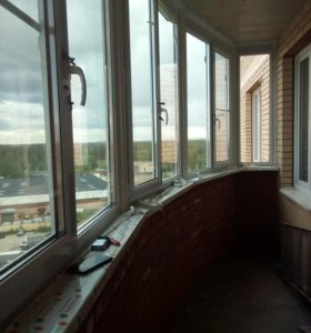 Окна и Двери , Балконы из ПВХ и Ал.