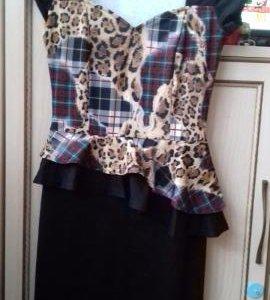 Платье новое размер S (42-44)