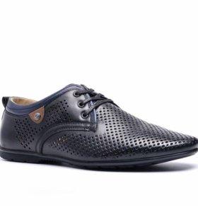 Мужские туфли летние