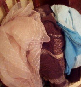 Шарфики и платки
