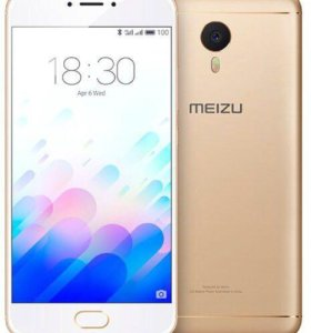 Новый смартфон Meizu M3 Note 32Gb Gold