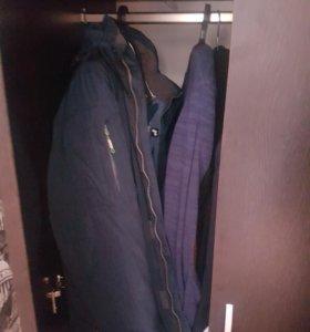 Шкаф плотяной для прихожей