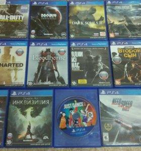 Продажа/Обмен Игры PS4