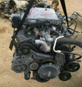 Двигатель Митсубиши поджеро