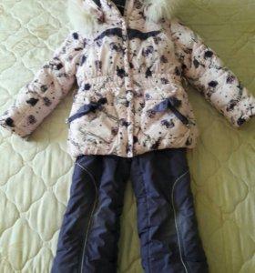Зимний костюм KIKO 104-110