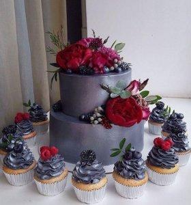 Торты для милых дам