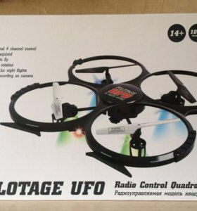 Квадрокоптер Pilotage UFO 6 Axis Gyro