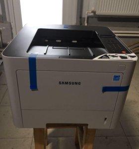 Лазерный принтер (новый) Печать с телефона!!
