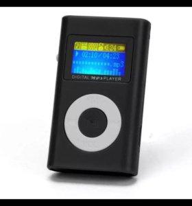 USB плеер с жк экраном