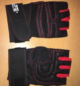 Мужские спортивные перчатки