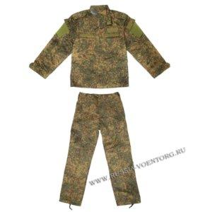 Военная форма ВКБО