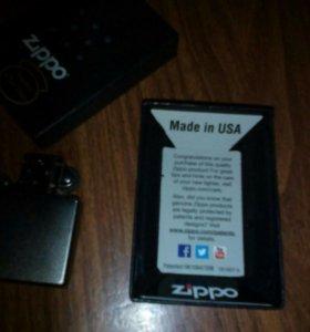 Зажигалка (Zippo)