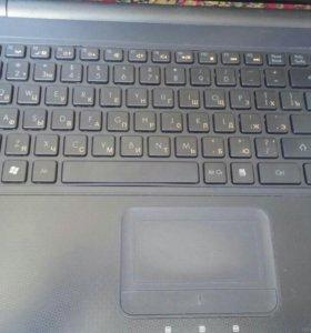 Ноутбук с мощной начинкой