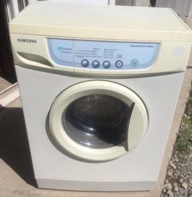 Стиральная машинка SAMSUNG 3.5 килограмм