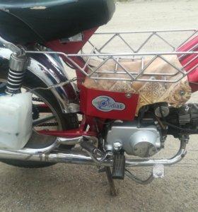 Мотоцикл Зодиак
